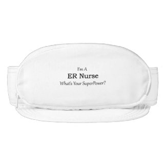 Enfermera del ER Visera