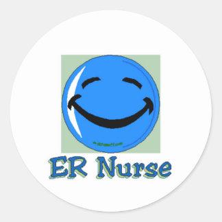 Enfermera del HF ER
