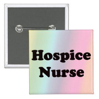 Enfermera del hospicio pins