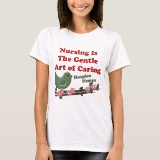 Enfermera del hospicio playera