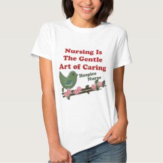 Enfermera del hospicio remeras