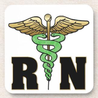 Enfermera del RN Posavasos De Bebidas
