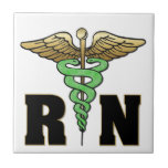 Enfermera del RN Tejas Ceramicas