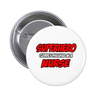 Enfermera del super héroe… pins