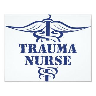 enfermera del trauma