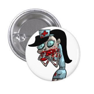 Enfermera del vampiro pin