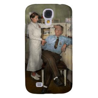 Enfermera - día enfermo - 1937 funda para galaxy s4