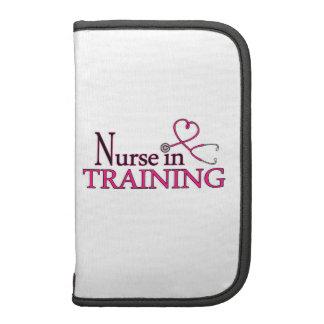Enfermera en el entrenamiento - rosa organizadores