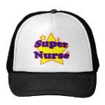 Enfermera estupenda gorras