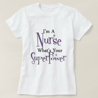 Enfermera estupenda playeras