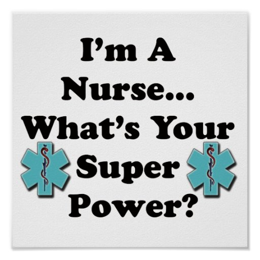 Enfermera estupenda póster