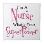 Enfermera estupenda teja