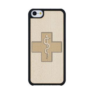 Enfermera Funda De iPhone 5C Slim Arce