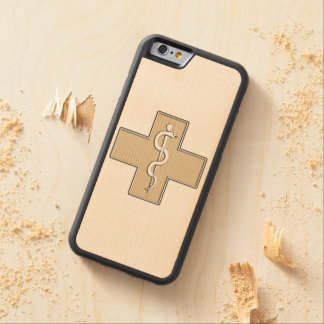 Enfermera Funda De iPhone 6 Bumper Arce