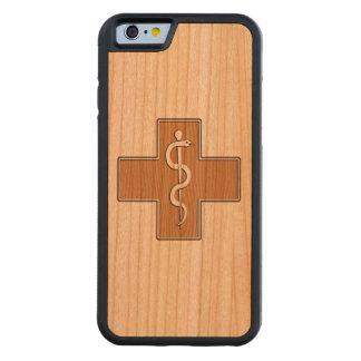 Enfermera Funda De iPhone 6 Bumper Cerezo