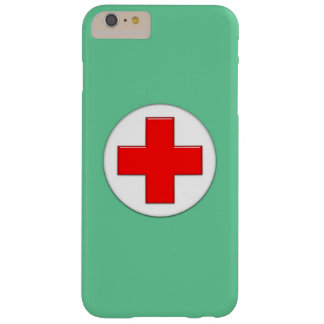 Enfermera Funda Para iPhone 6 Plus Barely There