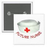 Enfermera futura pin