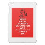Enfermera - guarde la calma y continúe