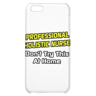 Enfermera holística profesional. Chiste