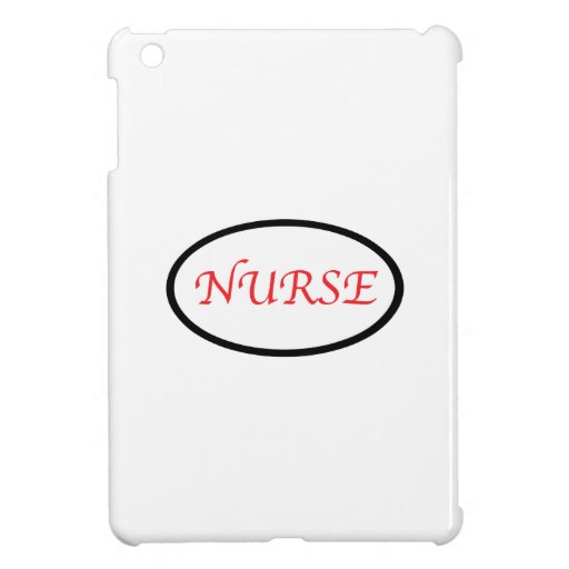 enfermera iPad mini carcasa