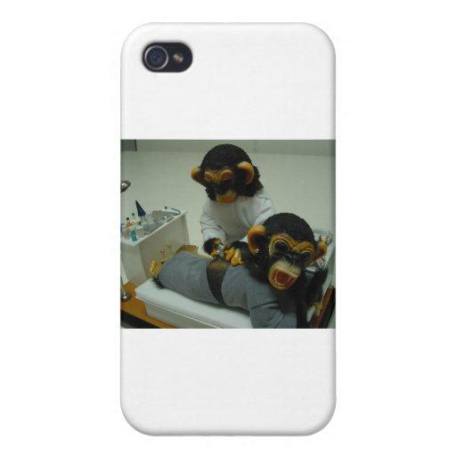 enfermera iPhone 4/4S funda