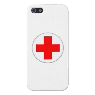 Enfermera iPhone 5 Funda