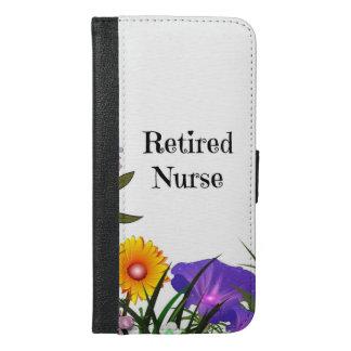 Enfermera jubilada