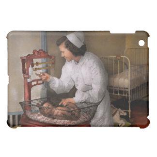 Enfermera - la sala 1943 de la pediatría