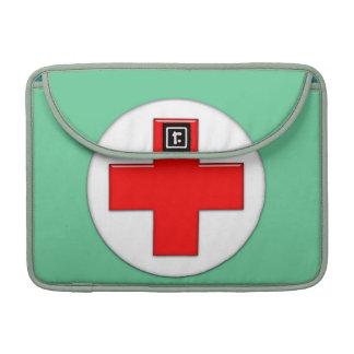 Enfermera Fundas Para Macbooks