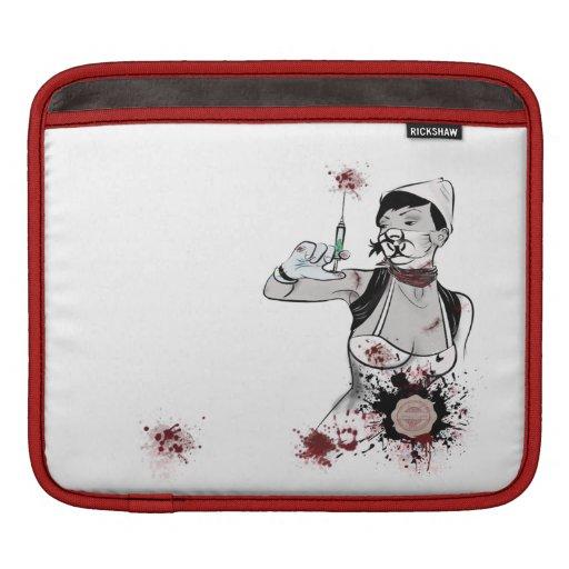 Enfermera Mangas De iPad