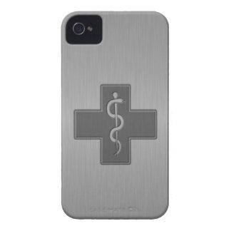 Enfermera moderna iPhone 4 protector