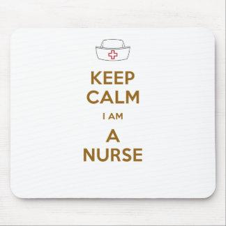 enfermera mousepad