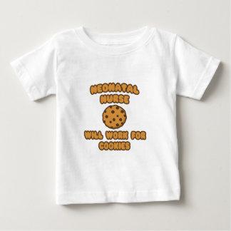 Enfermera neonatal. Trabajará para las galletas Tshirts
