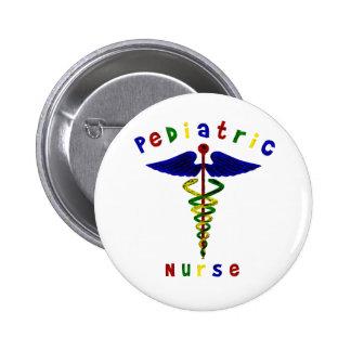 Enfermera pediátrica pin