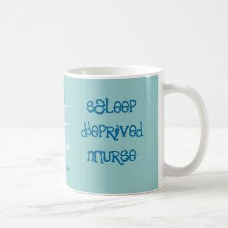 ¡Enfermera privada sueño! Tazas De Café