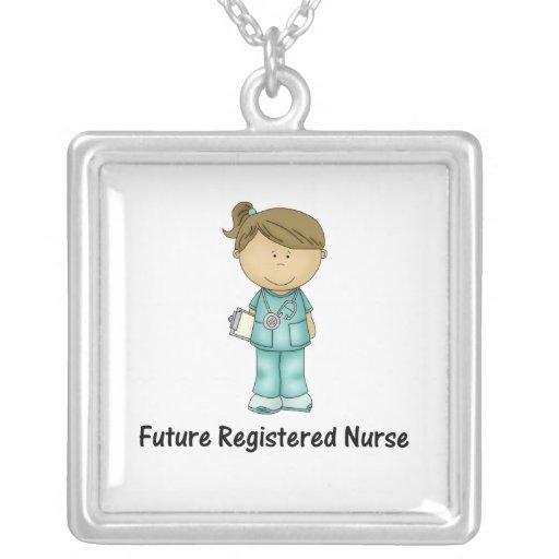 enfermera registradoa del futuro joyería