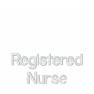 Enfermera registradoa - mangas solamente
