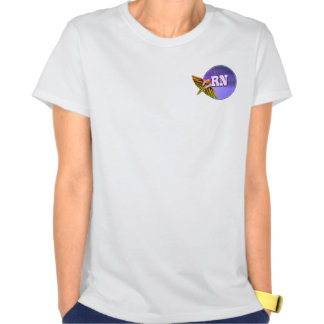 Enfermera registradoa RN T-shirts