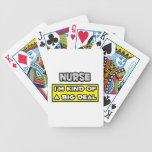 Enfermera. Soy un poco una gran cosa Barajas