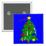 Enfermera/tarjetas de Navidad y regalos médicos de Pin