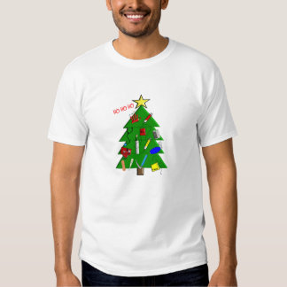 Enfermera/tarjetas de Navidad y regalos médicos Playera