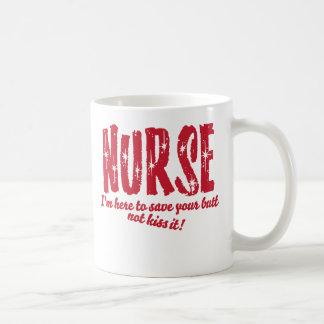 Enfermera Taza