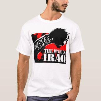 Enfermeras contra la guerra en Iraq Playera