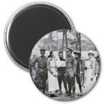 Enfermeras de la Primera Guerra Mundial Iman De Nevera