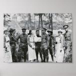 Enfermeras de la Primera Guerra Mundial Poster