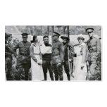 Enfermeras de la Primera Guerra Mundial Tarjetas De Visita