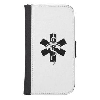Enfermeras de LPN Billetera Para Teléfono