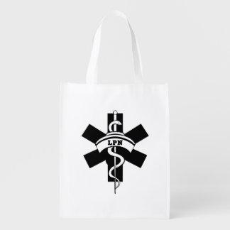 Enfermeras de LPN Bolsas De La Compra