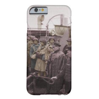 Enfermeras del afroamericano en el buque del funda barely there iPhone 6