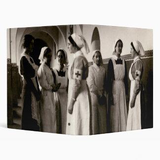 """Enfermeras del alemán de WWI Carpeta 1"""""""